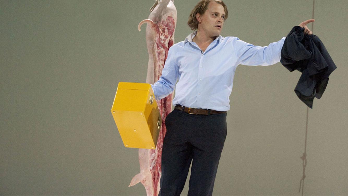 Ein Pfund Fleisch